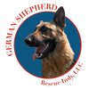German Shepherd Rescue logo