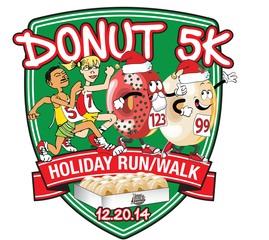2014 Donut 5K logo