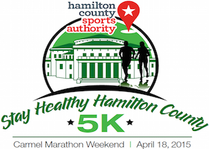 Stay Healthy Hamilton County 5K